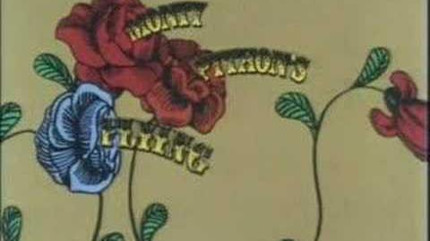 Monty Python's Flying Circus Intro