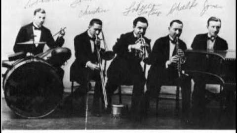 The Original Dixieland Jazz Band-Tiger Rag-枋翰音樂收藏提供