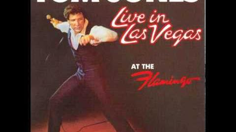 Hard To Handle, Tom Jones, Live in Flamingo Hotel