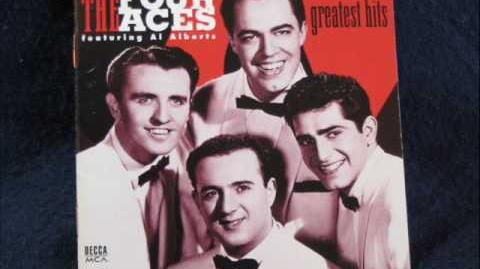 THE FOUR ACES ~ Love Is a Many Splendored Thing ~-0