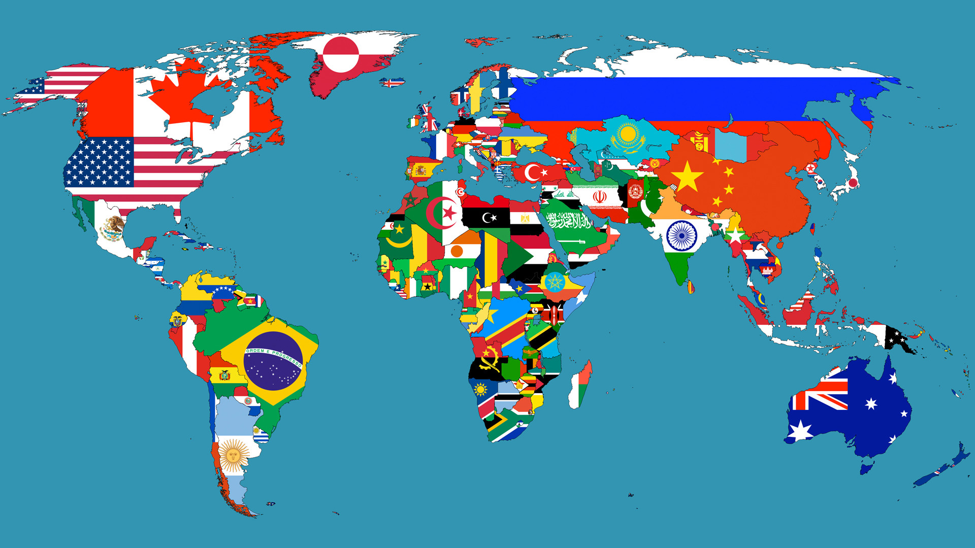 Countries John Peel Wiki FANDOM Powered By Wikia - Map of all countries