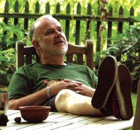 John In Garden