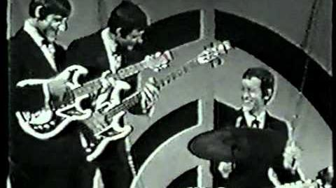 The Shadows - Rise And Fall Of Flingel Bunt HD video Good picture quality (Aussie TV, 1967)