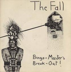 BINGO MASTER'S BREAK OUT 7 1