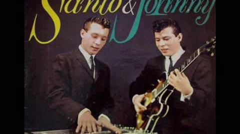 Santo & Johnny, Sleepwalk, 1959