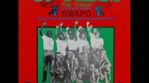 John Peel's Namibian Record