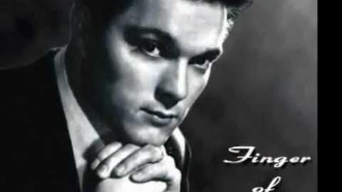 Dickie Valentine ---- The Finger Of Suspicion