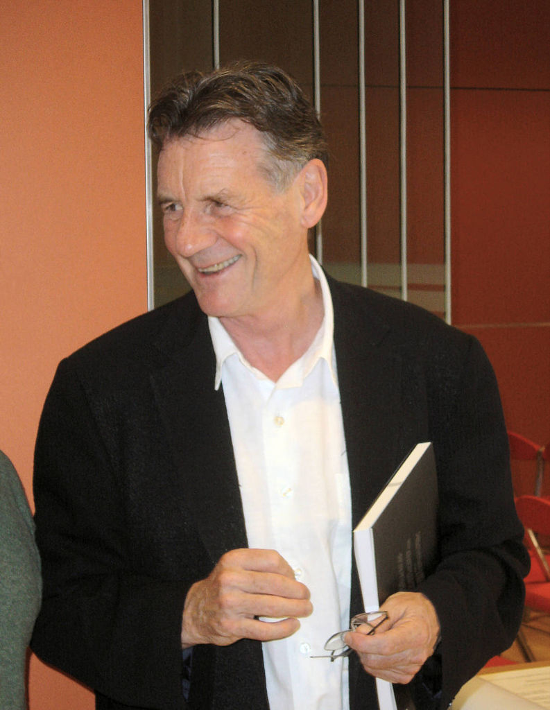 Watch Michael Palin (born 1943) video