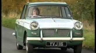 Classic British Cars - One Lady Owner