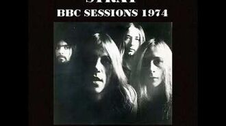 Stray BBC Sessions 1974