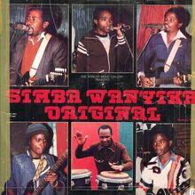 Simba-wanyika-original