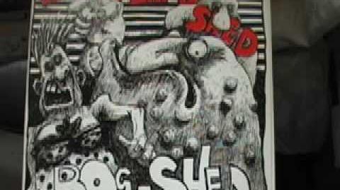 BOG SHED - spencer TRAVIS
