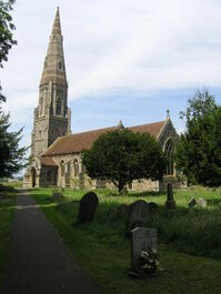 Great Finborough (Suffolk) St Andrew's Church - geograph.org.uk - 68591