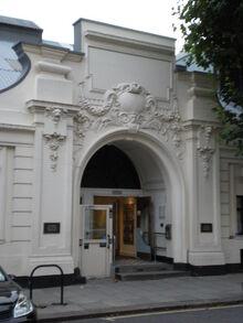 Detail of Maida Vale Studios - geograph.org.uk - 962915