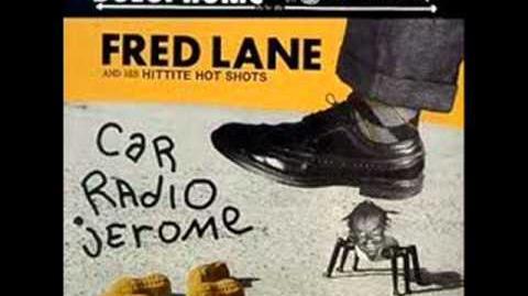 Fred Lane - French Toast Man