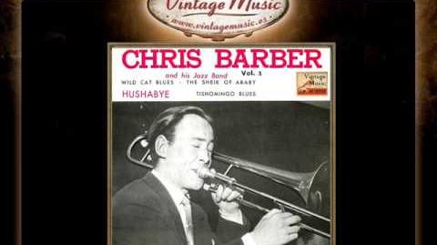 Chris Barber -- Wild Cat Blues