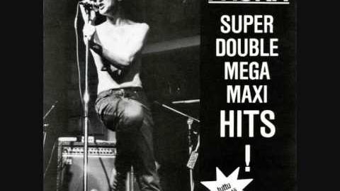 """Paska - Super Double Mega Maxi Hits! 7""""EP (1989)"""