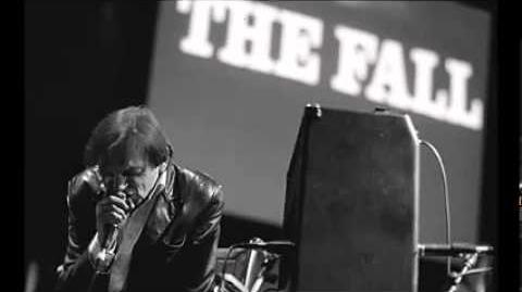 "John Peel - ""The Fall, The Fall, Fall there, Mark E.Smith and The Fall, Fall, The Fall.."