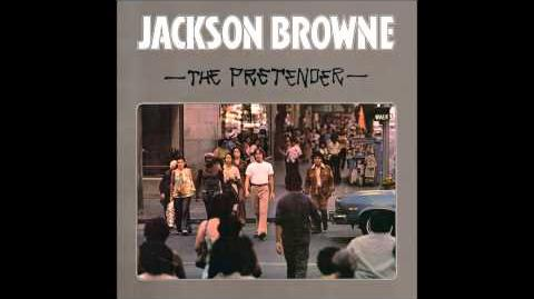 Jackson Browne - Here Come Those Tears Again