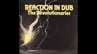The Revolutionaries - Reaction In Dub