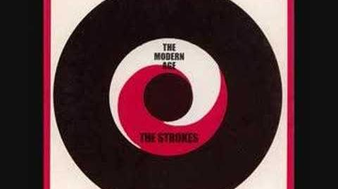 Barely Legal (The Modern Age EP) - The Strokes