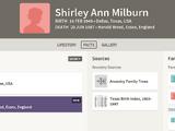 Shirley Ann Milburn