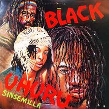Black uhuru 100