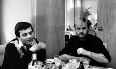 1983 JP with Tony Blackburn R1 Christmas party