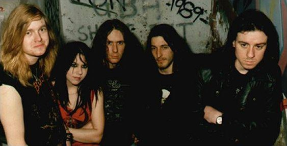 bolt thrower discography