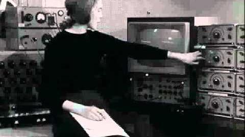 Delia Derbyshire - John Peel's Voice