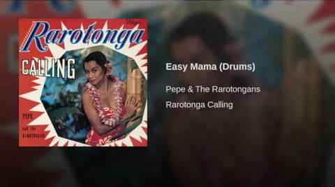 Easy Mama (Drums)