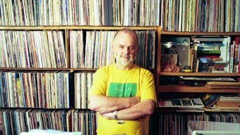 John Peel Shows us some of his Rare Records - Rare Precious Beautiful