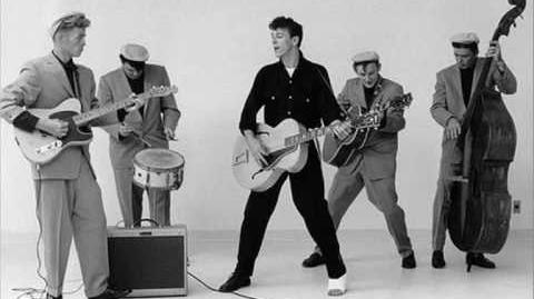 Gene Vincent & His Blue Caps - Jump, Giggles & Shout