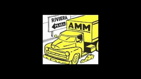 AMMmusic - Later During A Flaming Riviera Sunset 1 - 1966