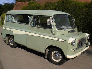 Bedford Dormobile 018