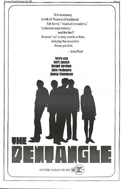 Pentangle ad