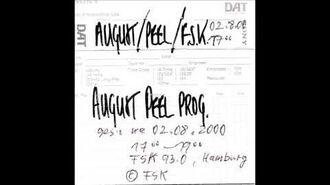John Peel Show - August 02 2000