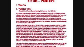 """Stylus -- Pluen Eira 7"""""""