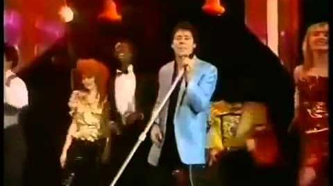 Shakin` Stevens - You Drive Me Crazy (TOTP 25-12-1981)