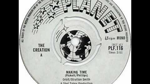 "The Creation ""Making Time"""