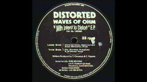 Distorted Waves Of Ohm - A Strange Tune (Acid Techno 1995)