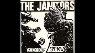 The Janitors - Chicken Stew & The Devil's Gone To Whitley Bay