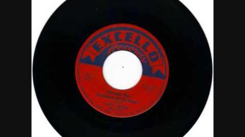 LAZY LESTER - I HEAR YOU KNOCKIN' - THRU THE GOODNESS OF MY HEART = EXCELLO 2155