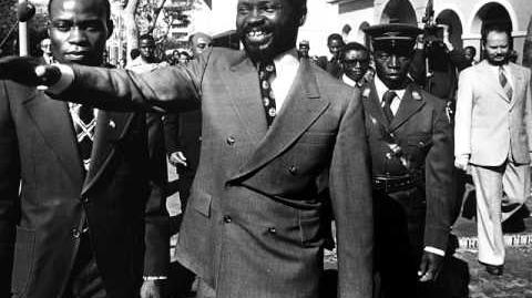 Shalawambe S Machel - Samora Machel