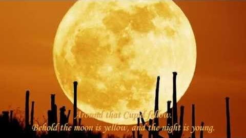 The Moon Was Yellow (And The Night Was Young) - Ethel Ennis