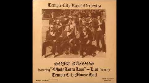 Temple City Kazoo Orchestra - Stayin' Alive (Bee Gees cover) (1978)