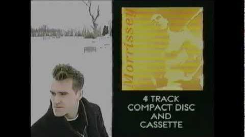 Morrissey Suedehead Advert