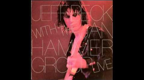 JEFF BECK WITH THE JAN HAMMER GROUP - Blue Wind