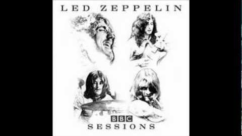 Led Zeppelin Immigrant song BBC Sessions Disc 2