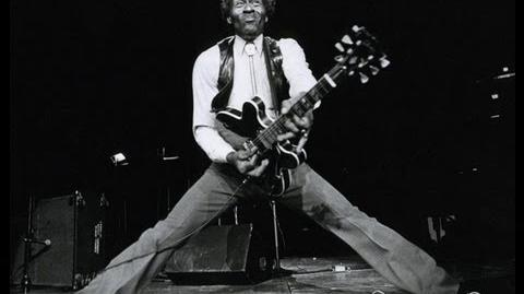 Promised Land by Chuck Berry (with lyrics)